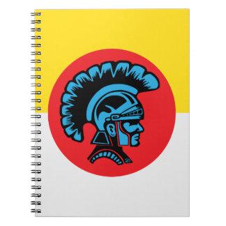Spartan Fever - Notebook