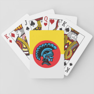 Spartan Fever - Playing Cards