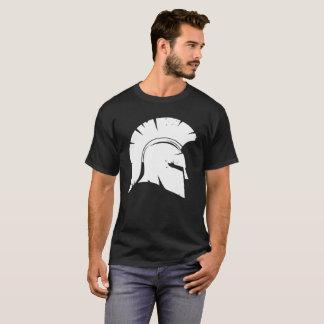 Spartan Greek Corinthian Helmet T-Shirt