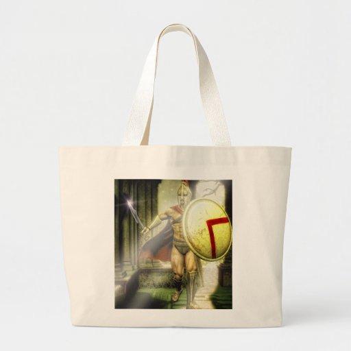 spartan intruder canvas bag