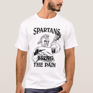 Spartan Lacrosse T-Shirt