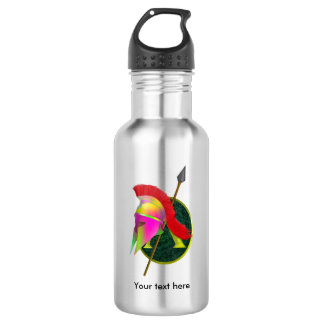 Spartan Or Greek Warrior 532 Ml Water Bottle