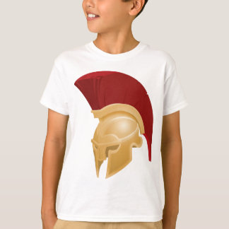Spartan or Trojan helmet T-Shirt