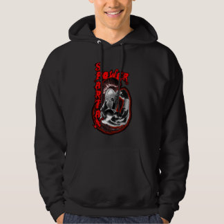 Spartan Power Hooded Sweatshirt