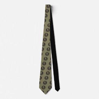 Spartan Splatter Tie