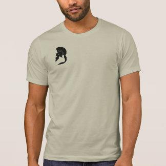 Spartan Tactical Crew T-Shirt Small Helmet.