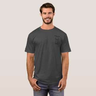 Spartan Thug - Men's Basic Dark T-Shirt