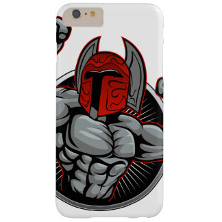 Spartan Trojan Mascot Barely There iPhone 6 Plus Case