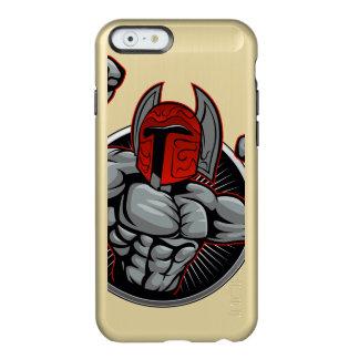 Spartan Trojan Mascot Incipio Feather® Shine iPhone 6 Case