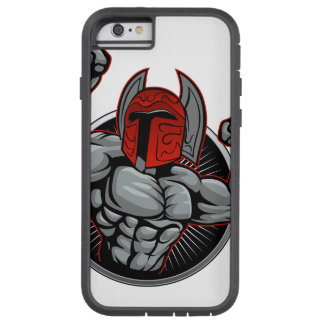 Spartan Trojan Mascot Tough Xtreme iPhone 6 Case