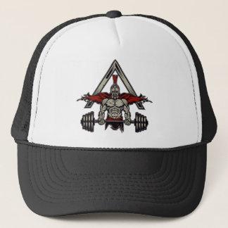 Spartan Warrior Trucker Hat