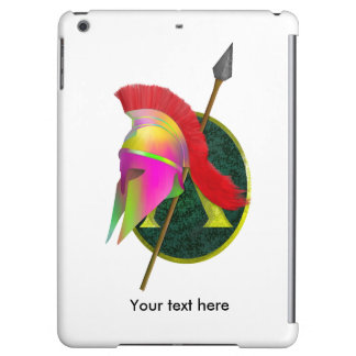 Spartan Weapons iPad Air Covers