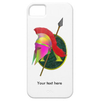 Spartan Weapons iPhone 5 Covers
