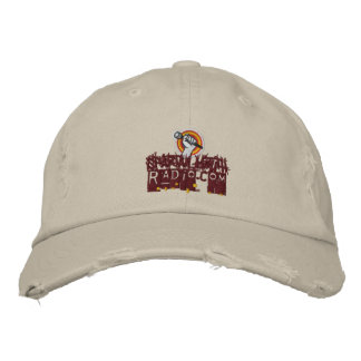 Spartan Youth Radio Embroidered Hat