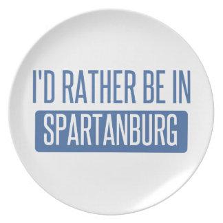 Spartanburg Plate