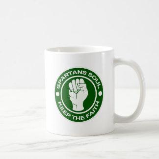 Spartans Soul Coffee Mug