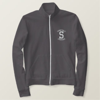 Spartans Track Jacket