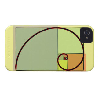 Spatial iPhone 4 Case