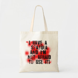 Spatula bag