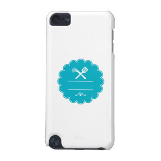 Spatula Flogger Whip Crossed Rosette Retro iPod Touch 5G Case