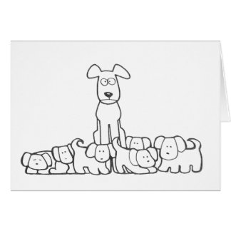 spay and neuter your pets greeting card