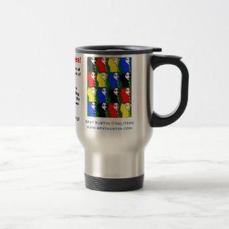 Spay Austin Coalition mug