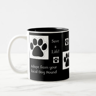 Spay/Neuter/Rescue Mug