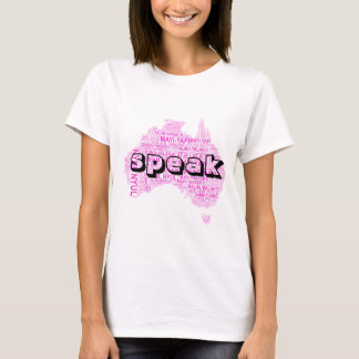 Speak Australian Shirt