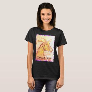 Speak Goat T-Shirt