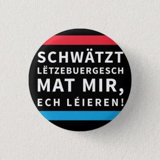 Speak Luxembourgish Black button
