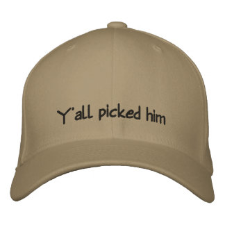 Speak the truth hat