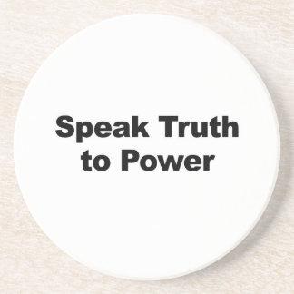 Speak Truth To Power Coaster