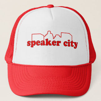 Speaker City Trucker Hat