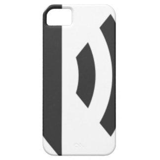 Speaker Icon iPhone 5 Covers