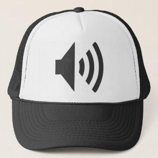 Speaker Icon Trucker Hat