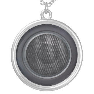 Speaker Necklace