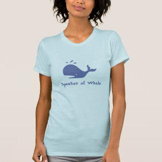 Speaker of Whale T-Shirt