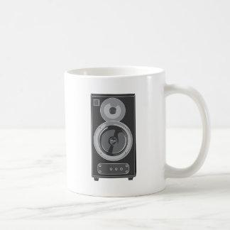 Speaker Stereo Music Audio Retro Vintage Coffee Mugs