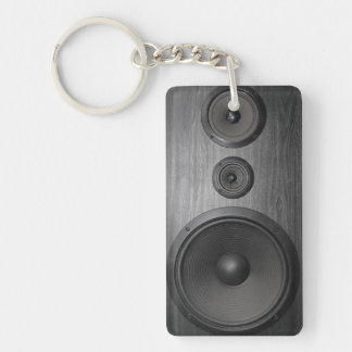 Speakers Keychain