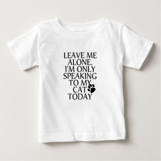Speaking Baby T-Shirt