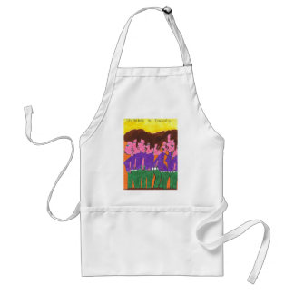 Speaking in Tongues Aprons