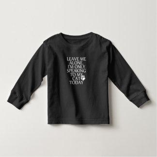 Speaking Toddler T-shirt