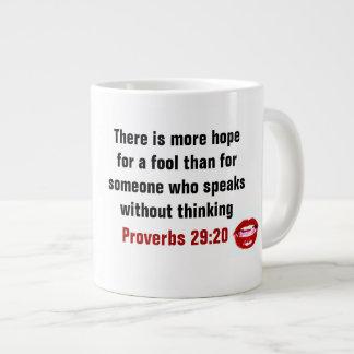 Speaks  -  Mug