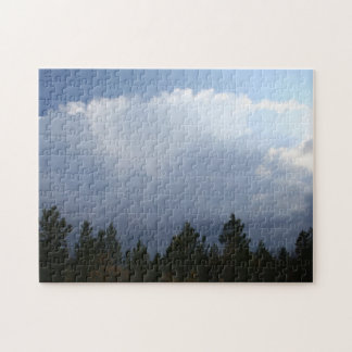 Spearfish Canyon Thunderstorm Puzzle