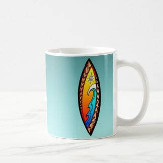Spearhead Wave Coffee Mug