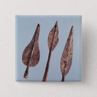 Spearheads 2 Inch Square Button