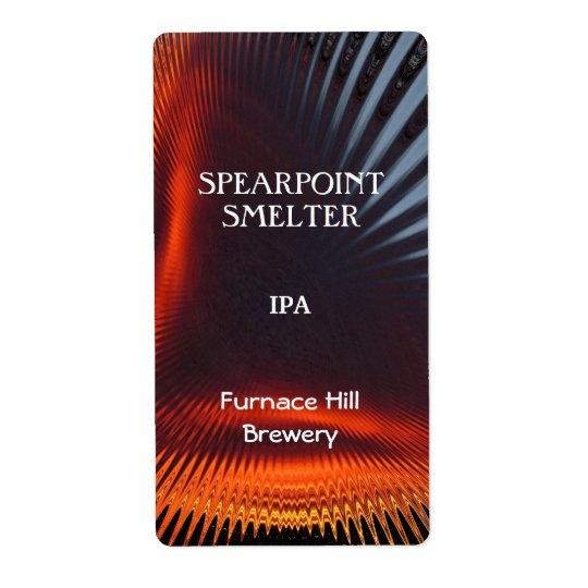 Spearpoint ~ Beer Label