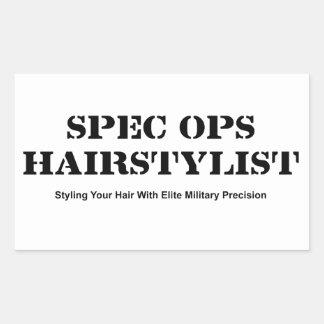 Spec Ops Hair Stylist