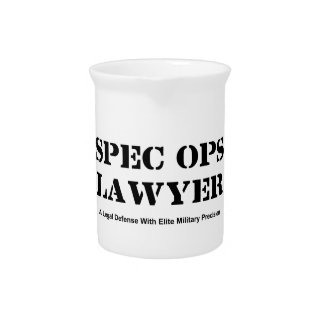 Spec Ops Lawyer - Defense Pitcher