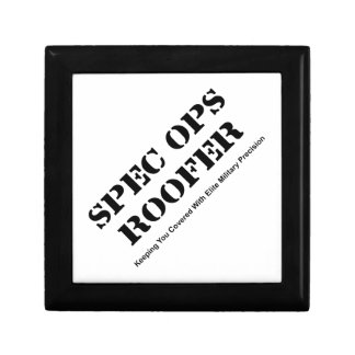 Spec Ops Roofer Gift Box